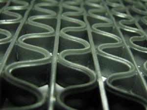 Зигзаг 1,2 х 15м х 5mm серый