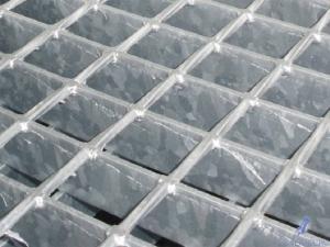сварной решетчатый настил (оцинкованный) 1000х1000-34х38-30х2 мм
