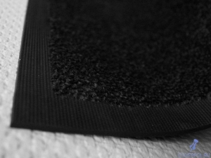 Грязевлагозащитные ворсовые ковры на резиновой основе 1,07 х 2,07м «Маты-Сервис»