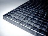 сварной решетчатый настил (черн.) 6100х1000-34х76-30х3 мм