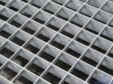 оцинкованная прессованная решетка 1000х1000х33х33 мм