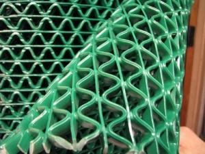 зигзаг зелений 12х12мх8mm