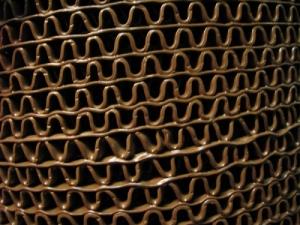 Зигзаг коричневый 1,2 х 12м х 8mm